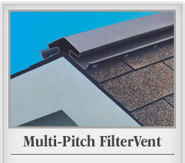 productbox multi pitch filtervent