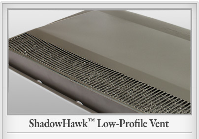 ShadowHawk Low-Profile Vent