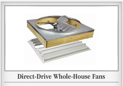 Whole House Fans Air Vent Inc