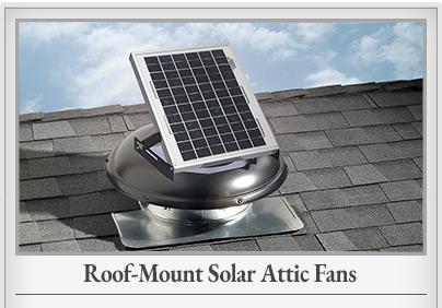 Solar Attic Fans Air Vent Inc