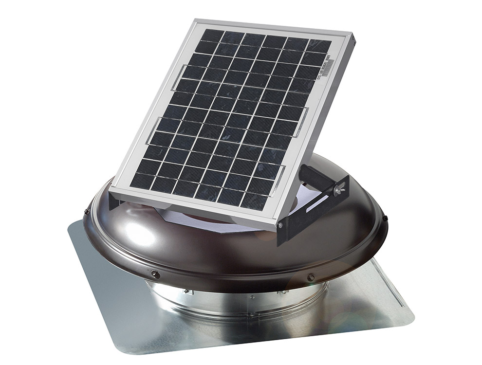 Product Photos  sc 1 st  Air Vent Inc. & 10-Watt Solar - SC8 - Air Vent Inc.